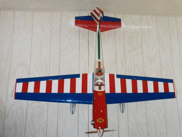 samolot spalinowy rc