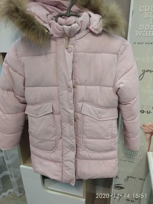 Куртка курточка плащ пальто зимове Львов - изображение 1