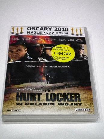"Film VCD - ""Hurt Locker- W pułapce wojny"""