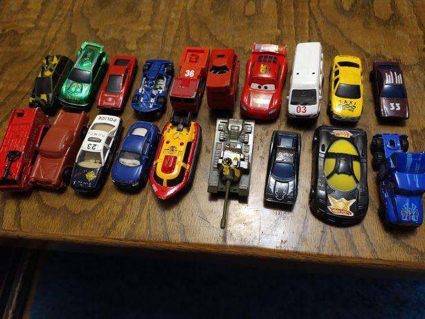 Машинки дитячі лот