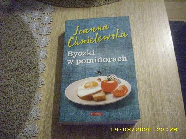 Byczki w pomidorach - Chmielewska /k