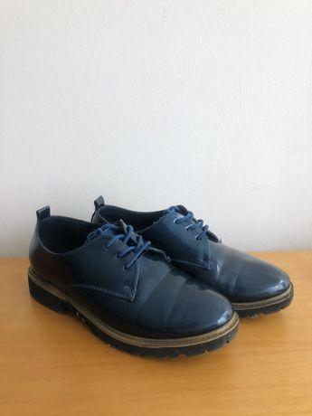 Sapato raso 38 seaside mulher
