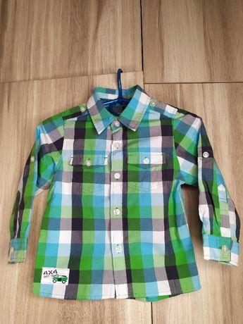 Рубашка TU на мальчика Размер 86-92 (1.5-2 года) Европа