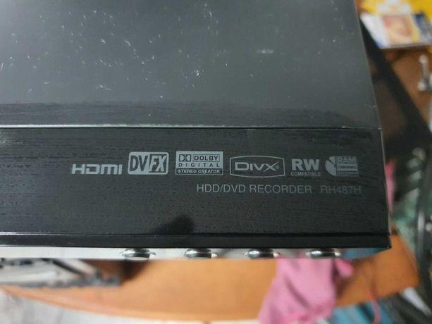LG Nagrywarka DVD RH487H