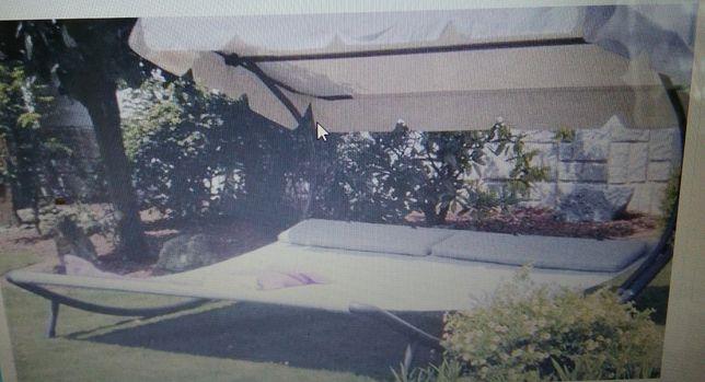 leżak ogrodowy 200/200