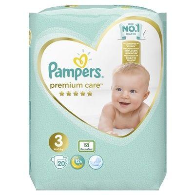 Pampers (Памперс) Premium Care 3