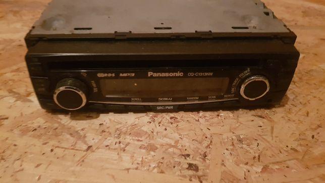 Radio CD MP3 Panasonic
