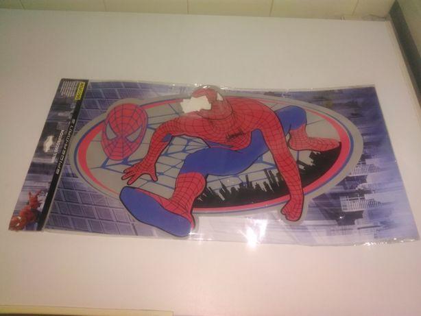Imagem em esponja do Homem aranha