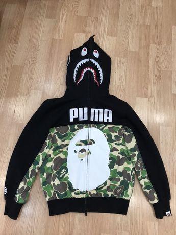 Продам Худи Bape x Puma
