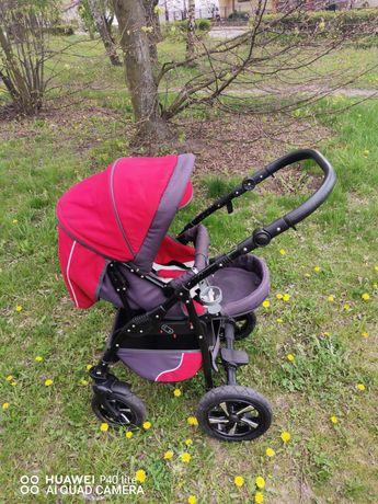 Wózek Baby Merc 3w1