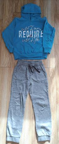 Bluza i spodnie R. 128