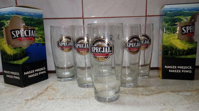 Pokale szklanki do piwa