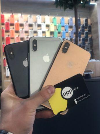 iPhone XS 64 gb всі кольори Neverlock Гарантія Appteka Куліша