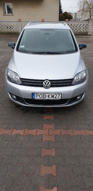 Sprzedam VW Golf Plus 1.6TDI 2011r