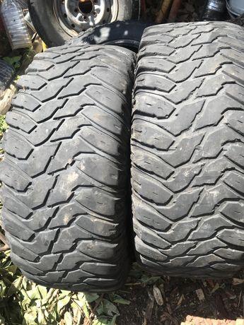 Vendo 4 pneus 33/12.5-15 a 60% sem cortes