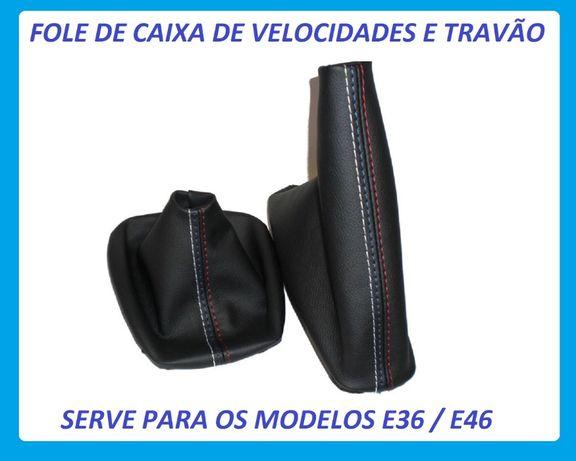 Fole Caixa de Velocidades e Travão de Mão M - Bmw E36 / E46