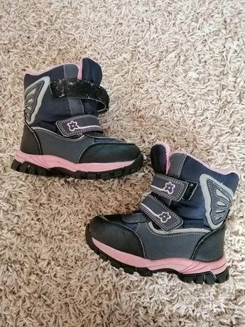 Термо ботинки Tom.m р.26 для девочки