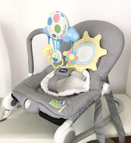 Espreguiçadeira Chicco Balloon Dark Grey