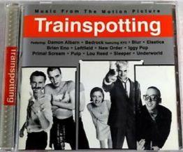 CD Trainspotting OST