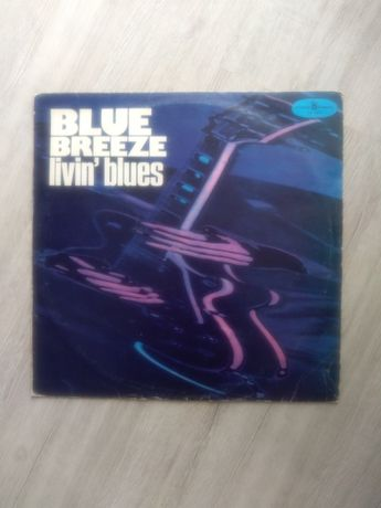 Blue breeze livin ' blues. Winyl