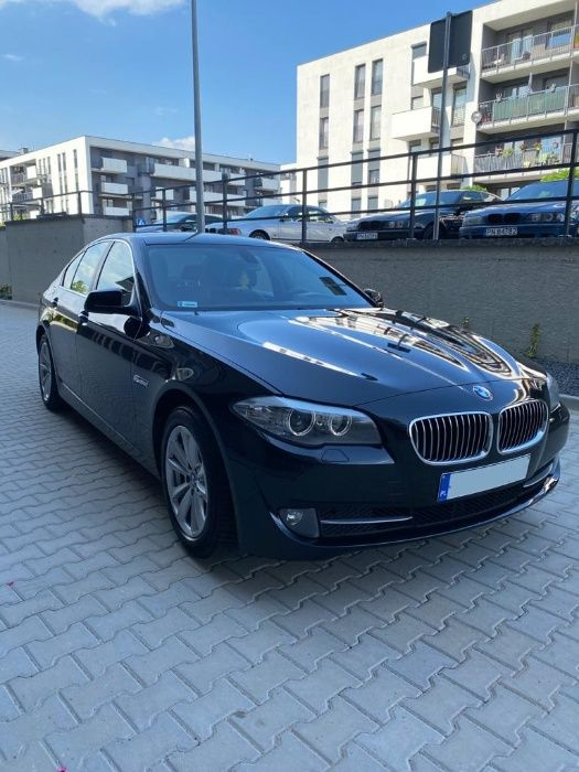 BMW Seri 5 2.0D 2012r. Konin - image 1