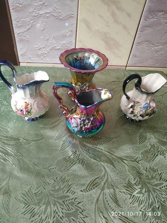 Соусниці з вазою