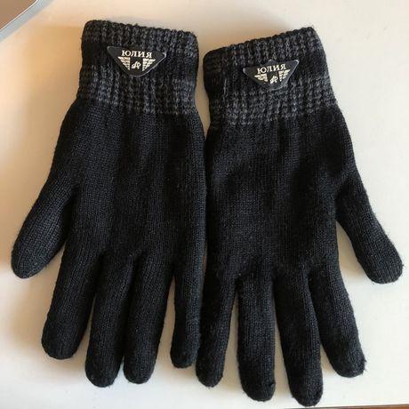 Мужские перчатки чоловічі рукавиці