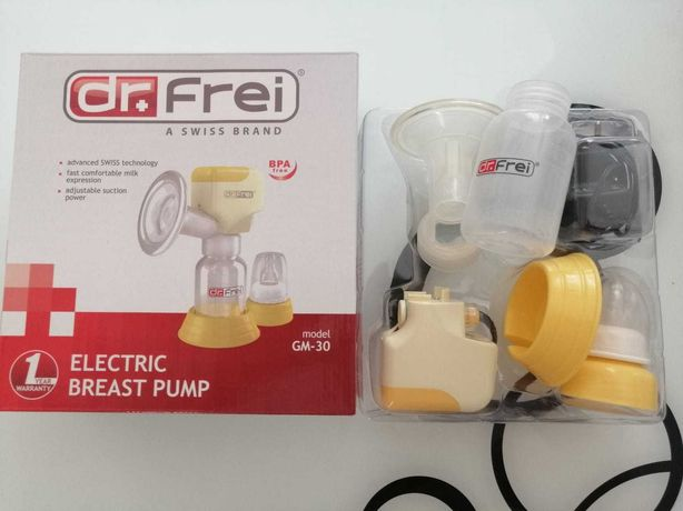 Электрический молокоотсос Dr. Frei модель GM-30