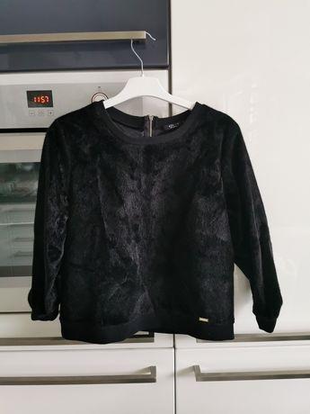 Sweter bluza bomberka włochaty futro balanciaga Mohito M 38