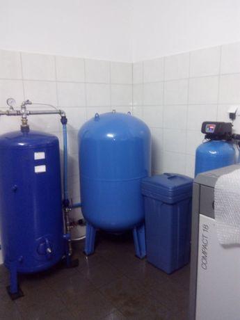 odżelaziacz stacja uzdatniania wody