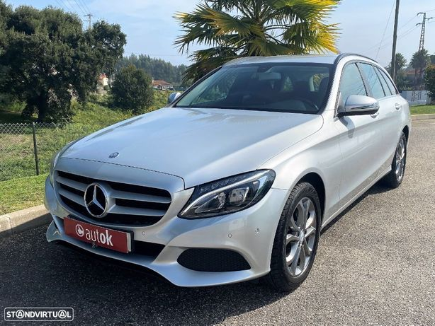 Mercedes-Benz C 200 BlueTEC Aut.