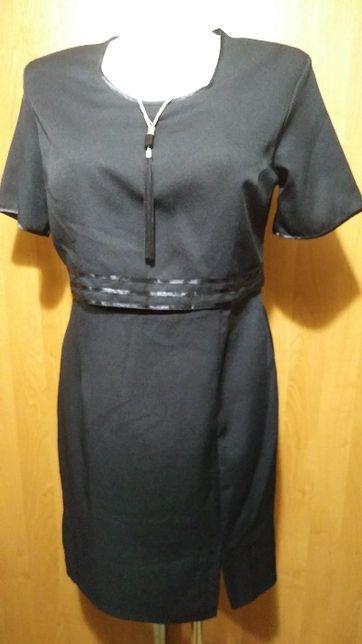 Sukienka z obszyciami, 44-46.