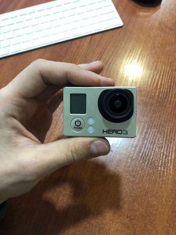 GoPro 3 Silver WiFi Edition супер состояние
