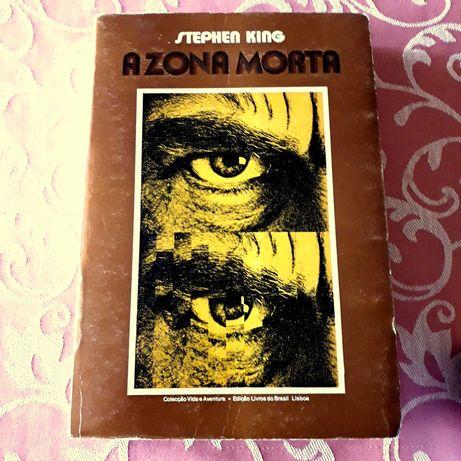 Stephen King - A Zona Morta - Edição oferta dos editores