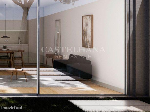 Apartamento T2 duplex localizado em Vila Nova de Gaia
