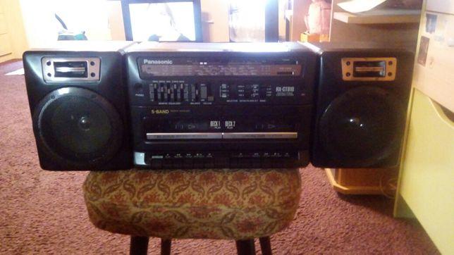 Radiomagnetofon panasonic rx-ct810 100%sprawny