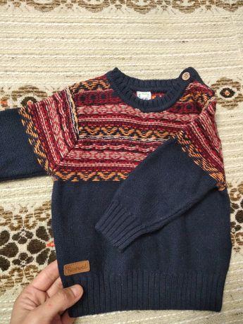 Светр светрик reserved свитер до 1 року