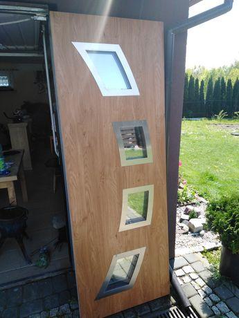 Panel drzwiowy wsadowy, wypełnienie drzwiowe dindecor 48 mm
