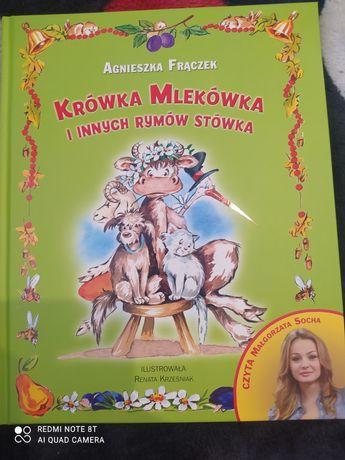 Kròwka Mlekòwka i innych rymow stòwka
