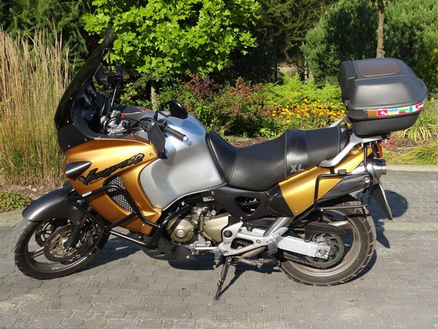 Honda Varadero 1000 kultowy, super wyposażenie