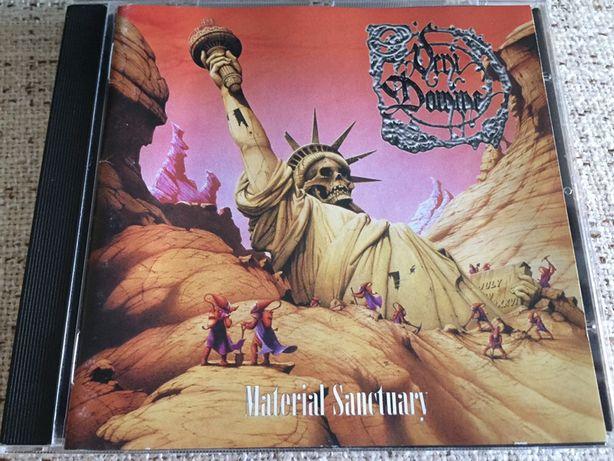 Płyta cd Veni Domine - Material Sanctuary / progressive doom metal/