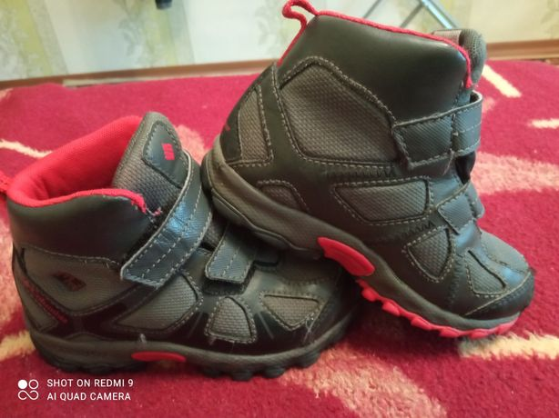 Зимние детские ботинки Columbia