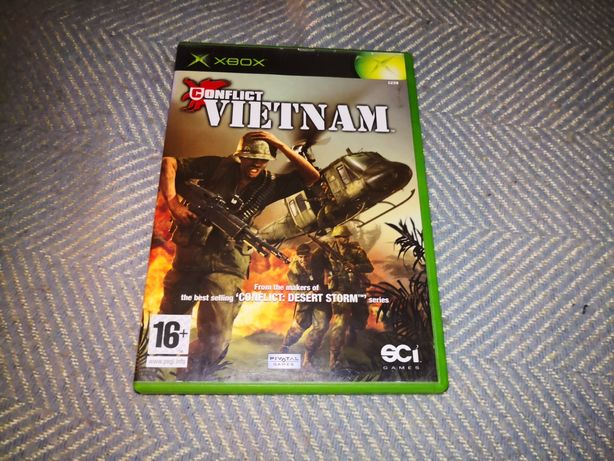 Conflict Vietnam_Xbox