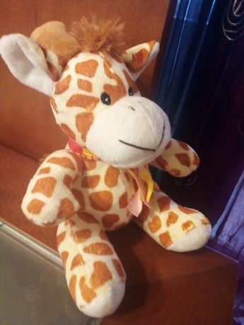 Peluche novo Girafa Giselle*