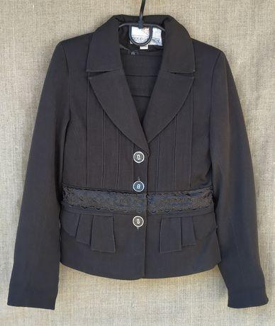 Школьная форма/пиджак с юбкой/рост 140