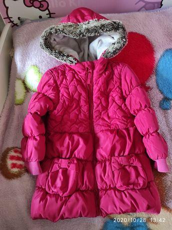Продам куртку на девочку осень-весна