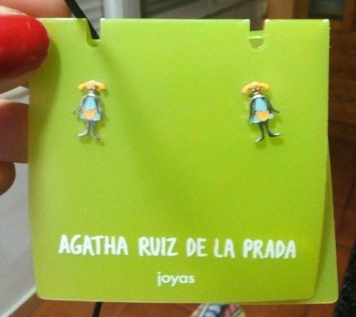 Brincos de menina Agatha Ruiz De La Prada