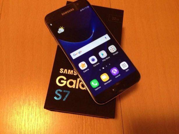 Samsung Galaxy S7 - vidro estalado