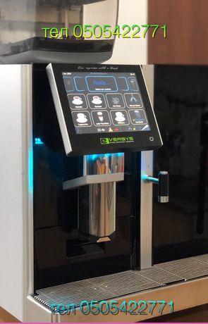 Суперавтоматическая кофемашина Eversys E2