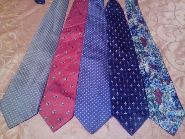 Мужские галстуки на выбор